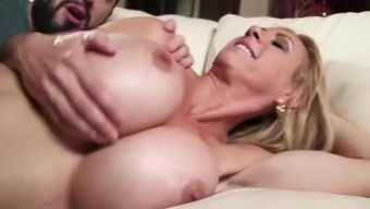 Great TITTED MILF FUCKING