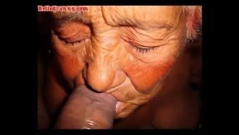 HelloGrannY Newbie Latina Grandmas Slideshow