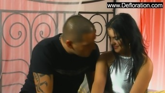 Bigsy and Lora with in remarkable threesome