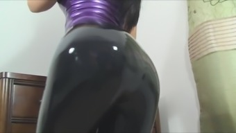 refractive latex butt