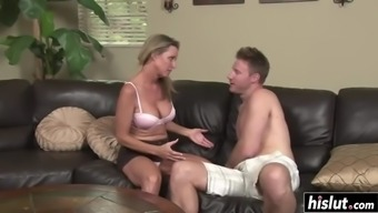 jodi east gets addicted by her stepson