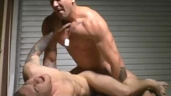 large penis gay anus love-making and cumshot