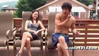 KOREA1818.COM - Attractive Upskirt Love