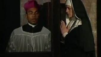 SB2 Nuns Fucking Confessional !