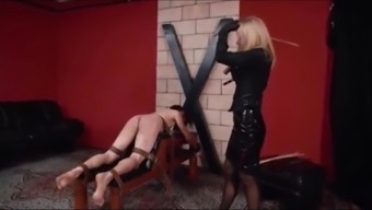 Belting, bullwhipping and pounding