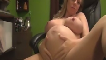 Pregnant large breasted all nude camera hooker acts with the boobies