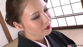 This hot big tits Japanese people MILF is showing quite a lot of what actually many people like