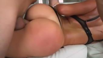 Julianna Vega Has Intercourse With Her Partner