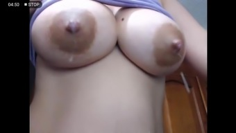 Opaque nipples