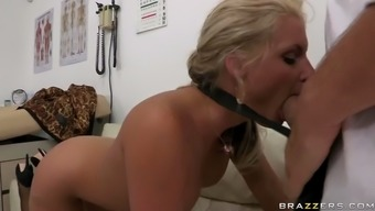 mean physician chandler az marie gets her have to face and nostril fucked using a meaty pole