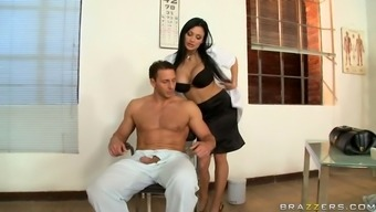 aletta middlesex stroking his elevate and critical her astounding titties into his have to deal with