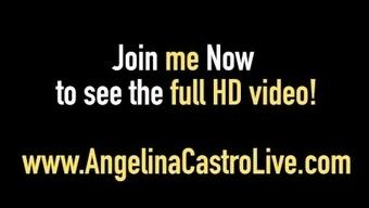 Cuban Ballet Angelina Castro Fucks & Drains Sara Jay's Mankind!