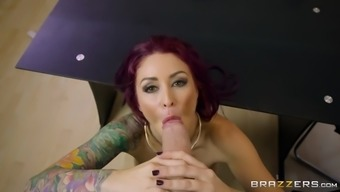 monique alexander fucks danny d's dick pussy to your mouth