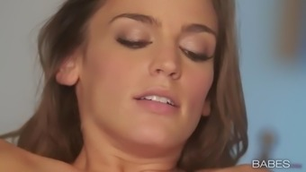 lesbian shyla jennings and ryan ryans utilize chocolate syrup to get more entertaining