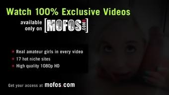 Mofos - Latina Intercourse Tapes - Julia Roca - Bubble Rear end Latina F