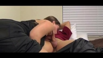 Phallus Removed by mom from CasualMilfSex(accentuate)com newbie intercourse video