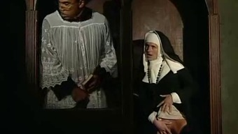 Semen Eating Nun