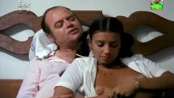 Excellent Latina Young adult Teases Old mankind Within a Old style Brazilian Adult porn Picture