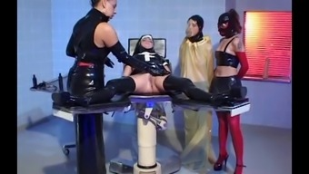 Latex Nun Fisted Rather Complicated