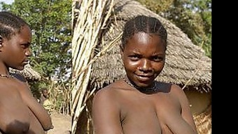 African tribe Hdtv