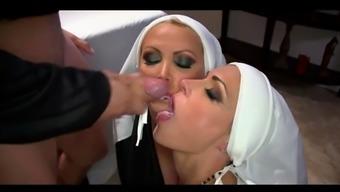 Fun By using Nuns