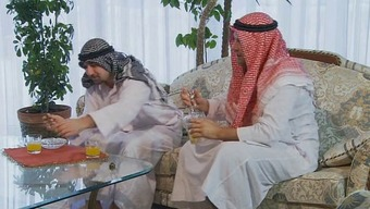 Simony Ring - With two Arab men