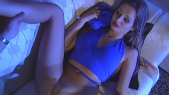 Sexy bitch gives cherished blowjob and fucks like sex-crazy