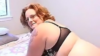 Plus-size woman Mother Fucked