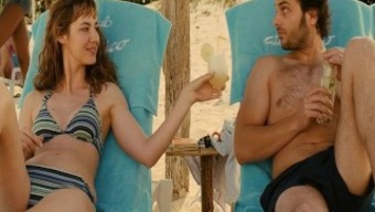 A contented Event (2011) - Louise Bourgoin