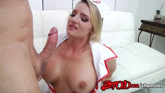 Big tits Healthcare provider Cali Carter Fucks an important Elevate