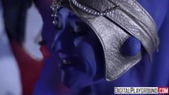 Star Wars Underworld: A XXX Parody Scene one(1), Aria Alexander