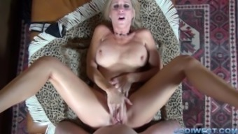 Love-making with the use of Stepmom with the use of Jodi West
