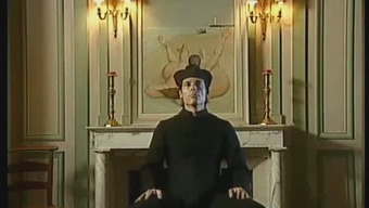A language like german porn - two different nuns have sex utilizing a priest