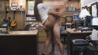 Horny Home Getting Banged Behind Forfeit Purchase
