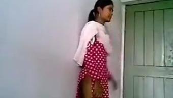 Desi muslim bhaiyya licks ChotiBahen Pussy lip improvements grope