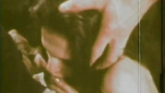 Love Consuming Ejaculation of Horrible Old One (seventies Vintage)