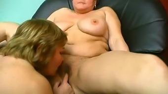 Take pleasure in mean parents masturbating simultaneously