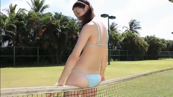 Rika Adachi - baseball
