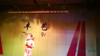 Chinese Intimate sexual waltz four(4)