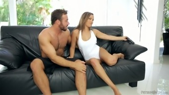 Karter Foxx serves as a reduction useless hot krown and fucking is her situation