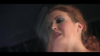 Tall redheaded girlfriend