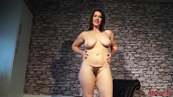 Mixture of Plus size Busty Mum Raven on AllOver30