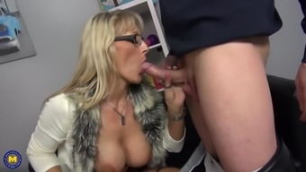 Great titty mature parents fuck younger boys