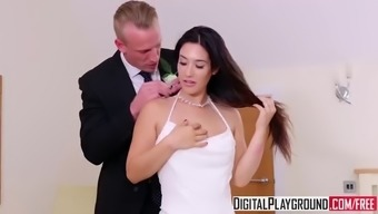 DigitalPlayground - The marriage Pact Ella Hughes and Eva Lov
