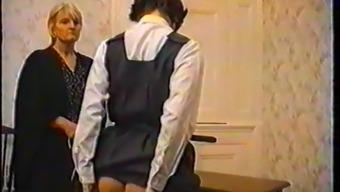 thrash schoolgirl 3(three)