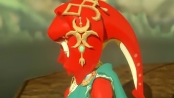 Mipha indulge in time jointly parody - Innocent energy