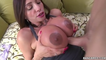 Major boobs missy rubs a huge doll house against her pussy when you have her anus wrong hard