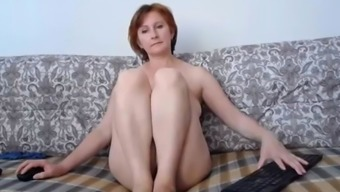 Czech momma wonderful tits and lovely pussy