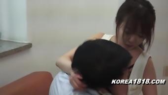 Korean porno Warm Korean Supervisor Woman
