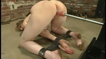 Mammary thrall and pussy shaking for Maklaryn